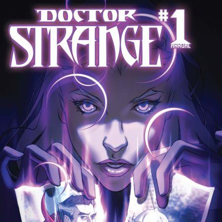 Doctor Strange Annual (2016 - Present)