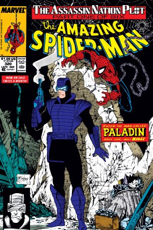 The Amazing Spider-Man #320
