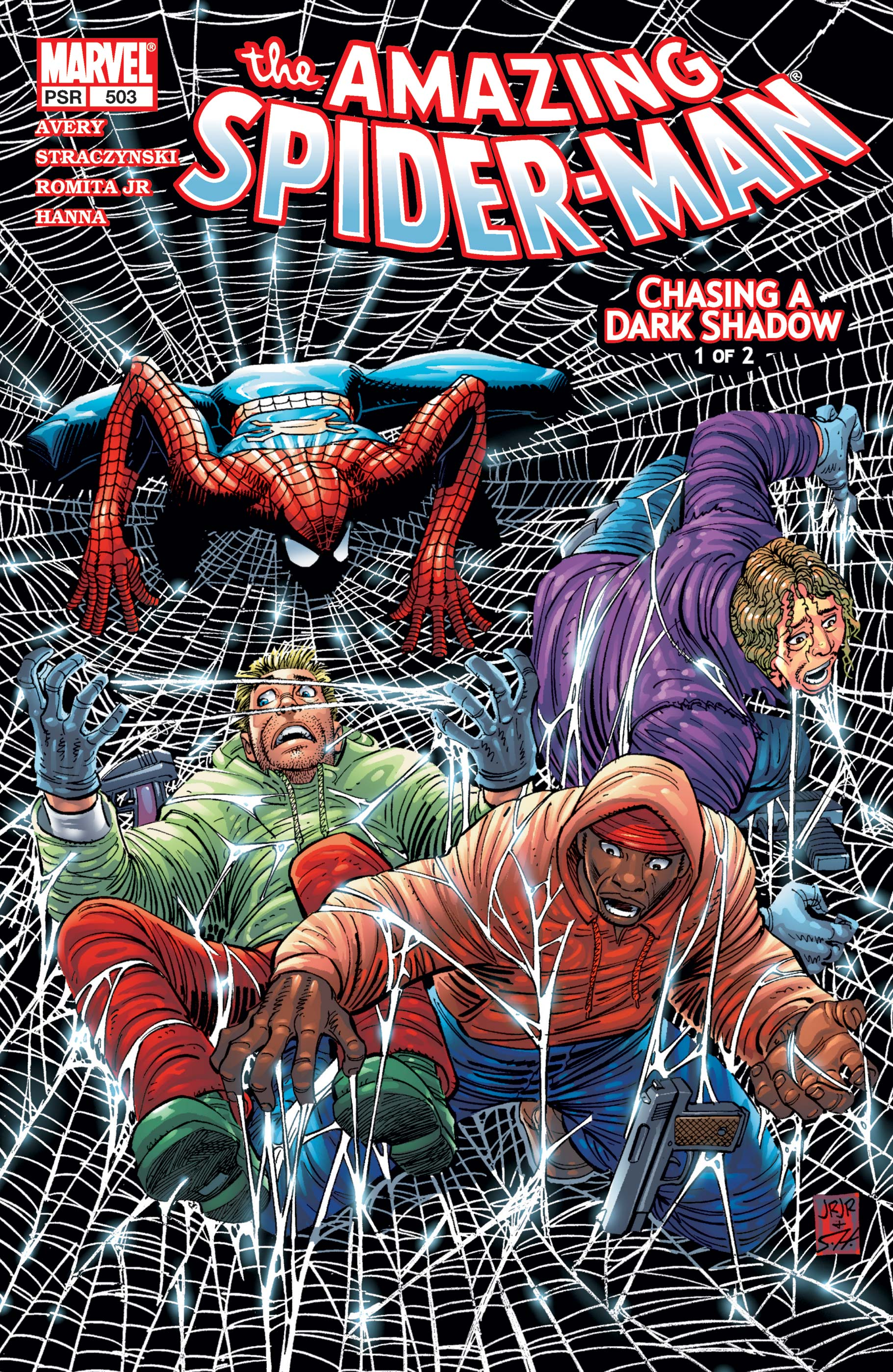 Amazing Spider-Man (1999) #503