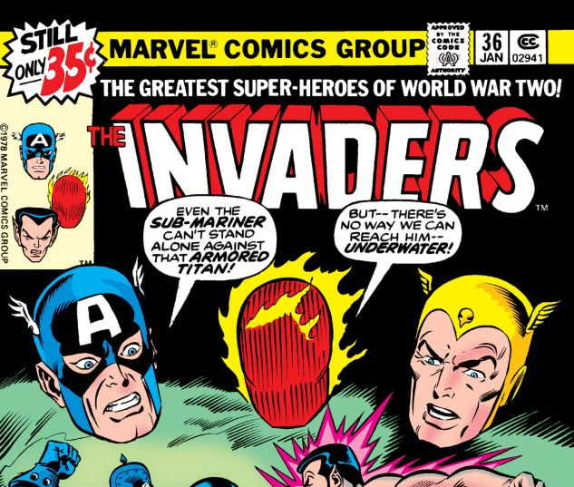 Invaders (1975) #36