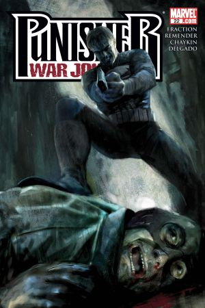 Punisher War Journal (2006) #22