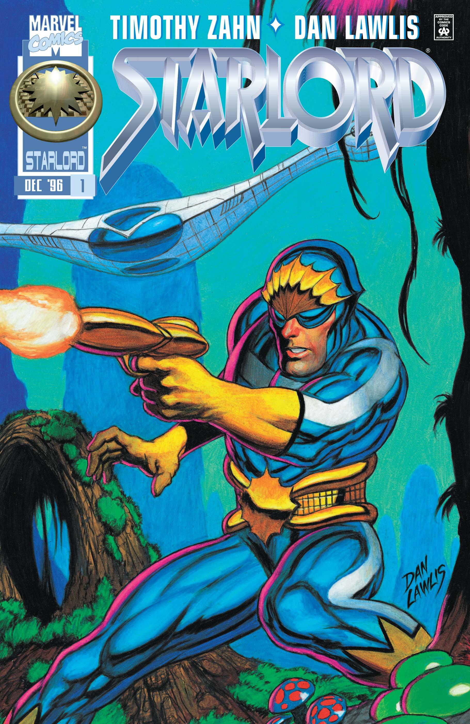 Starlord (1996) #1