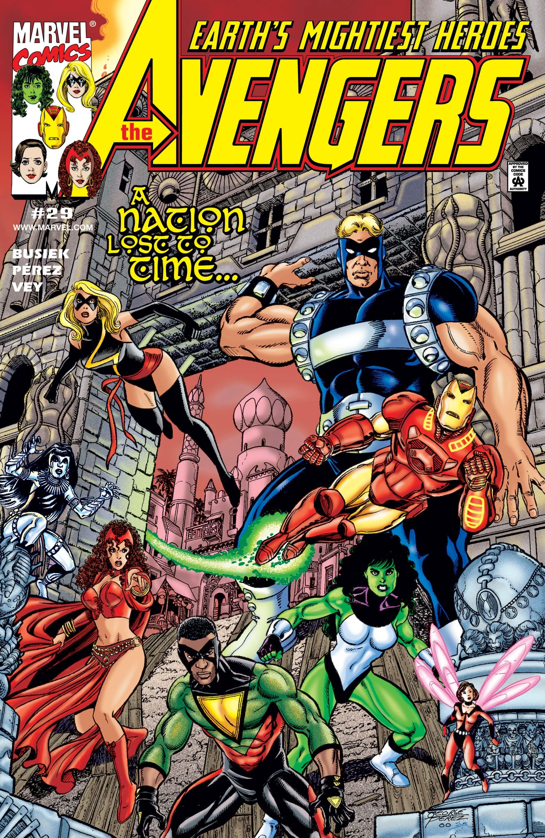 Avengers (1998) #29