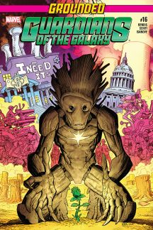 Guardians of the Galaxy (2015) #16