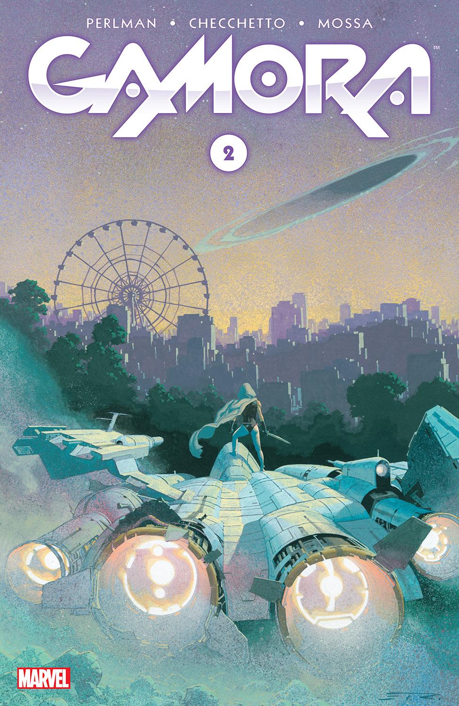 Gamora (2016) #2