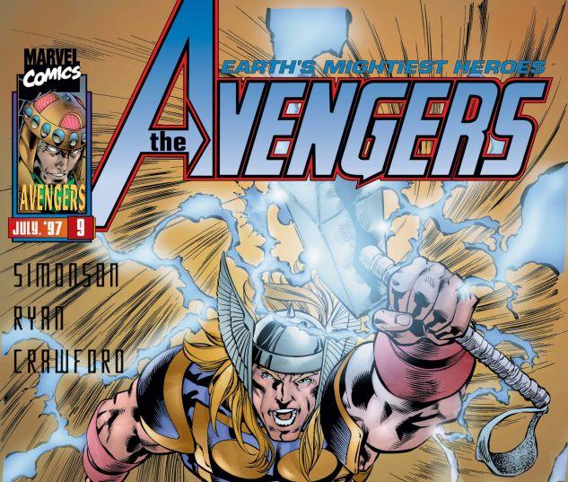 Avengers (1996) #9