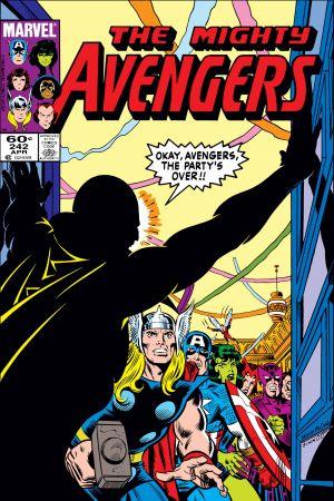 Avengers (1963) #242