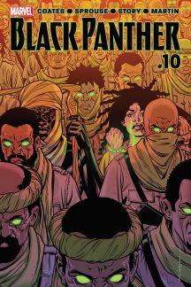 Black Panther (2016) #10