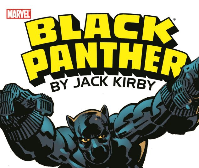 BLACK PANTHER BY JACK KIRBY VOL. 1 0 cover