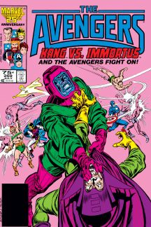 Avengers #269