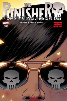 The Punisher (2016) #9