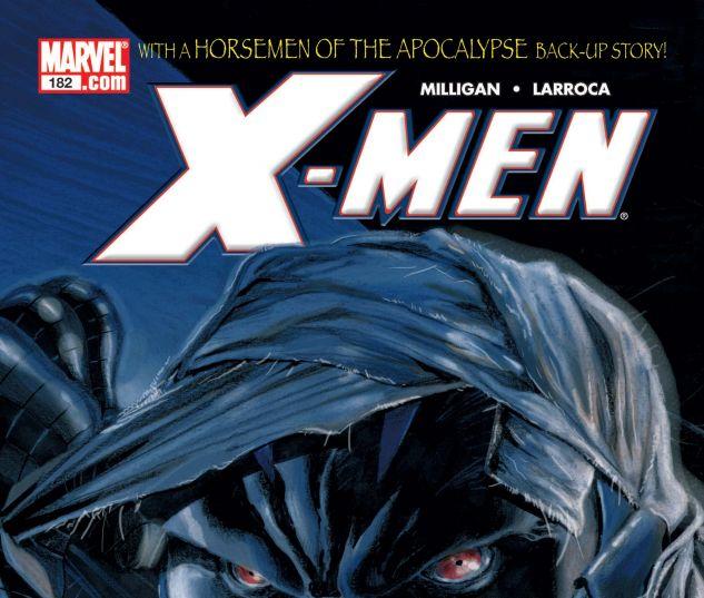 X-MEN (2004) #182