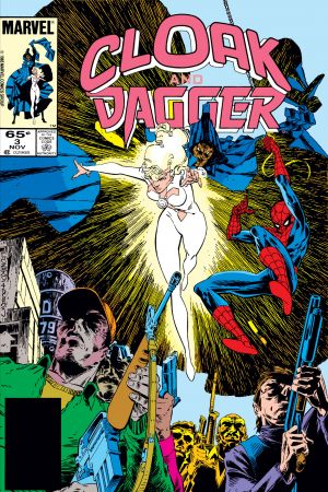 Cloak and Dagger (1985) #3