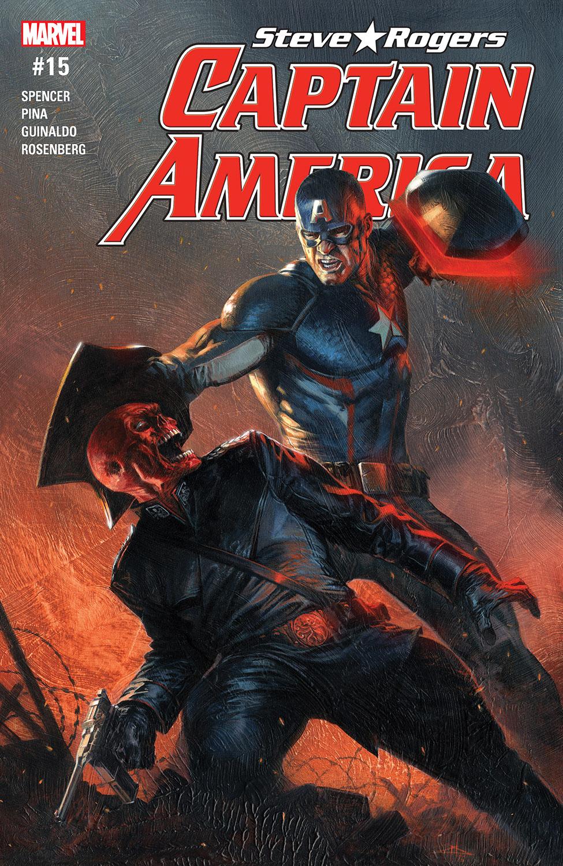 Captain America: Steve Rogers (2016) #15