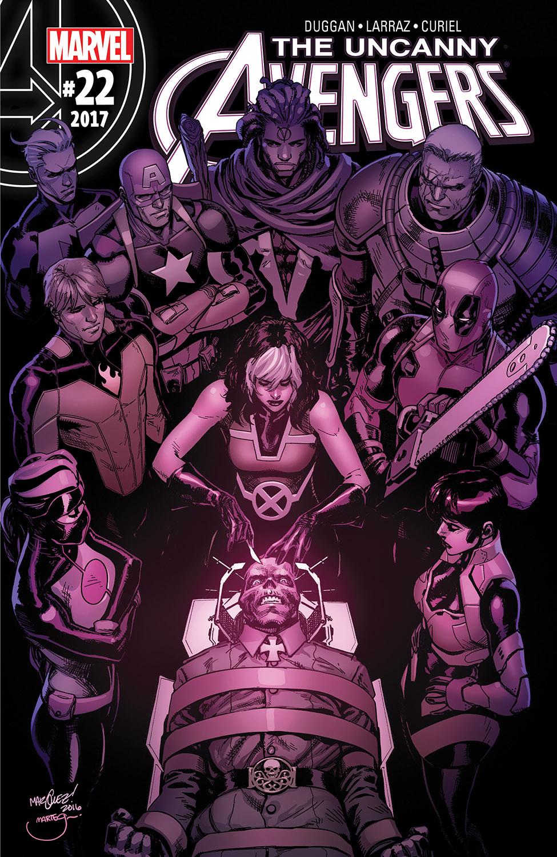 Uncanny Avengers (2015) #22
