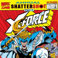 X-Force Annual (1992)