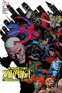 Doctor Strange And The Sorcerers Supreme #7