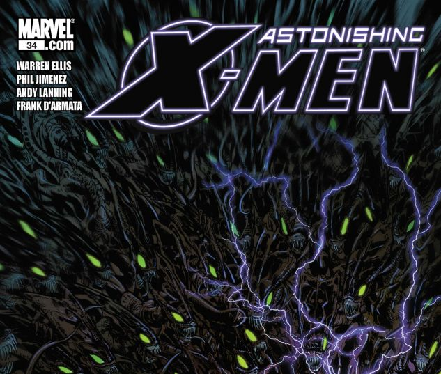ASTONISHING X-MEN (2004) #34