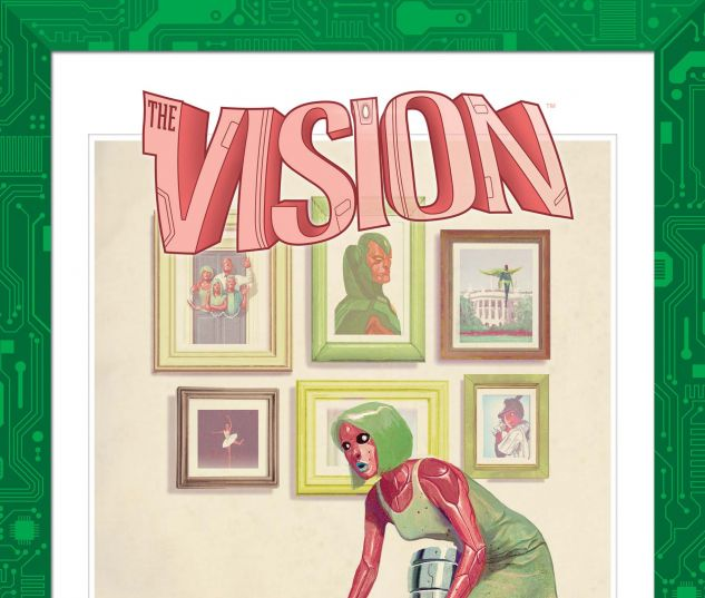 cover from Vision Director's Cut (2017) #2