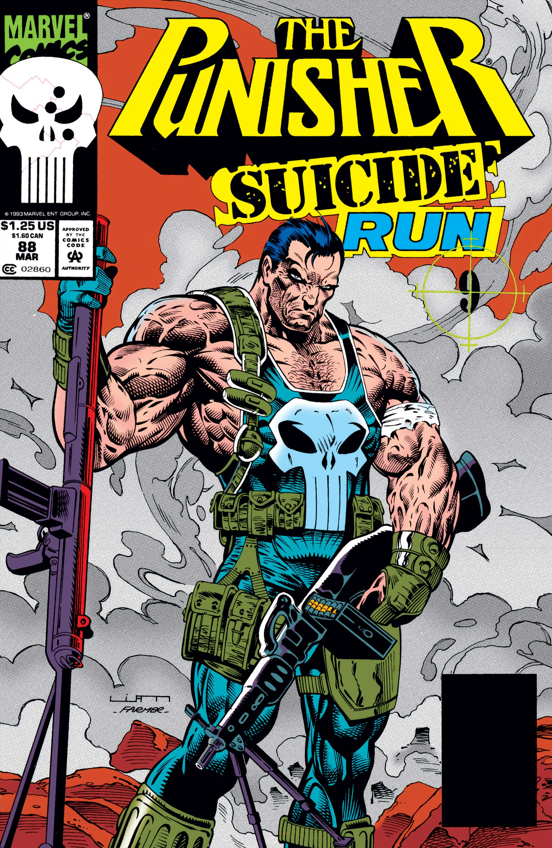 The Punisher (1987) #88
