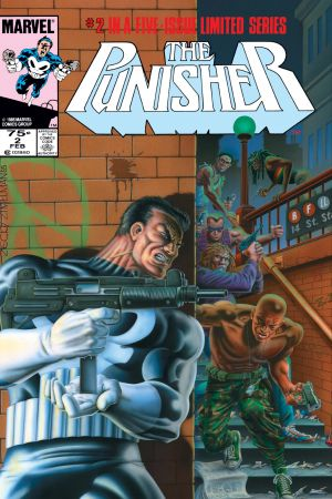 The Punisher (1986) #2