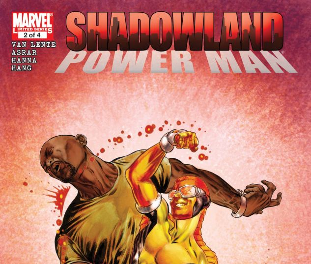 SHADOWLAND: POWER MAN (2010) #2