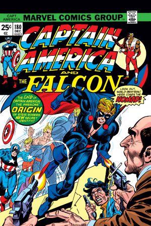Captain America #180