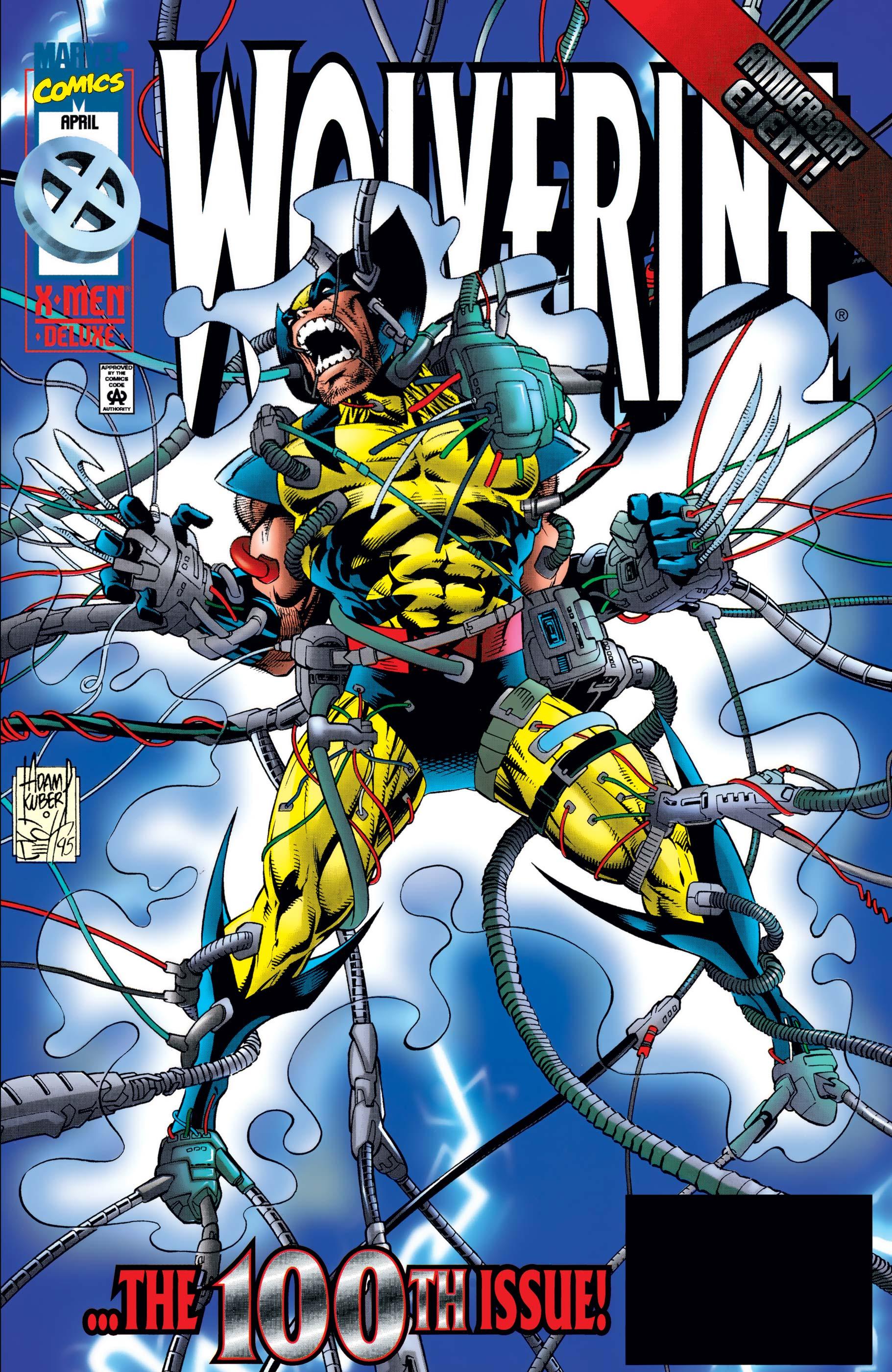 Wolverine (1988) #100
