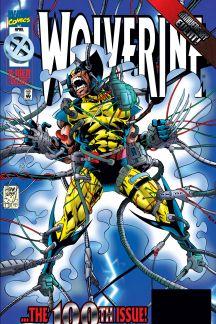 Wolverine #100