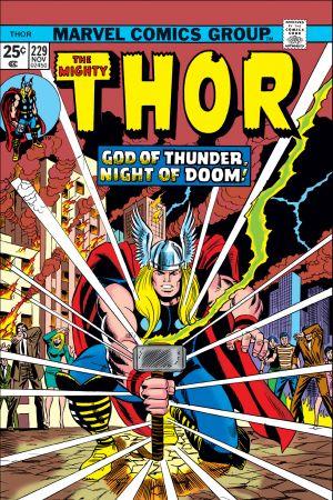 Thor (1966) #229