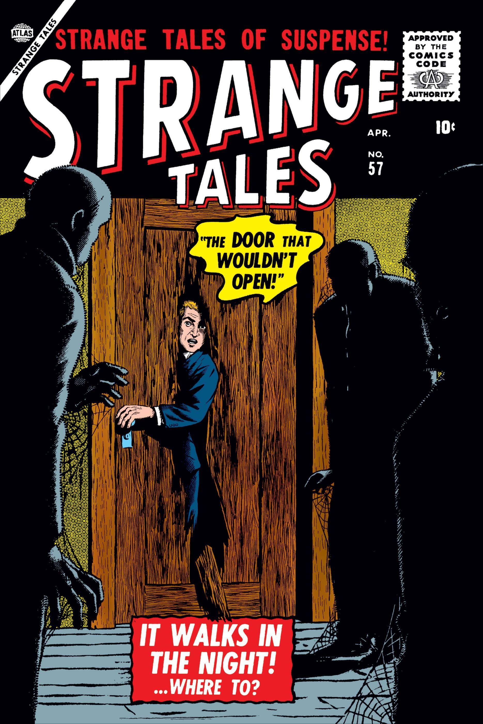 Strange Tales (1951) #57