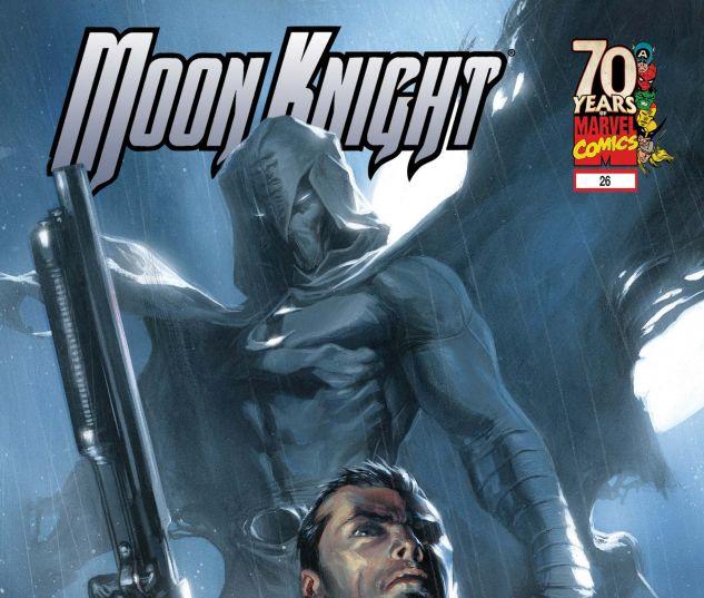 Moon Knight (2006) #26