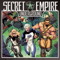 Secret Empire: Underground (2017)