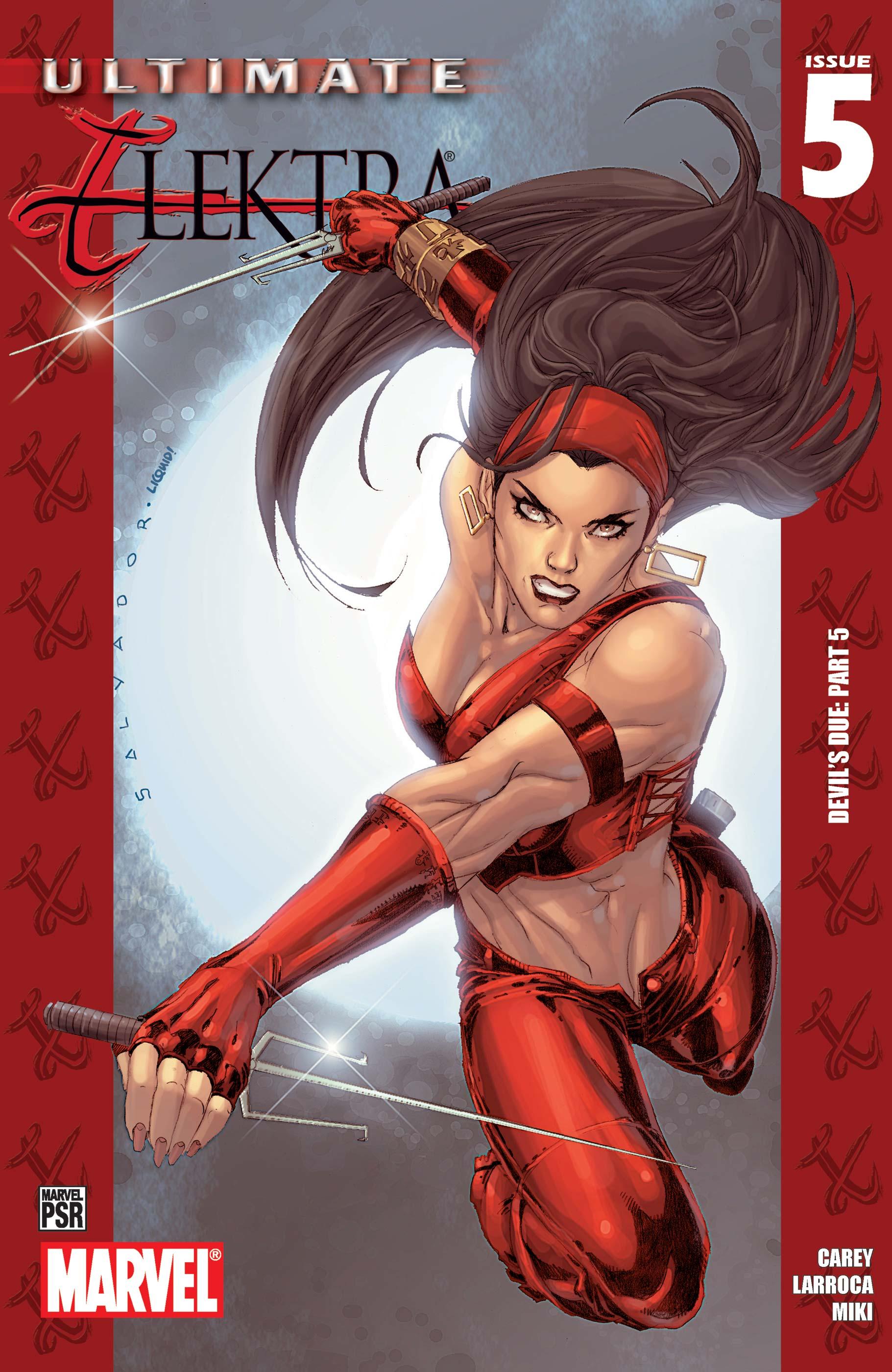 Ultimate Elektra (2004) #5