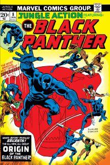 Jungle Action (1972) #8