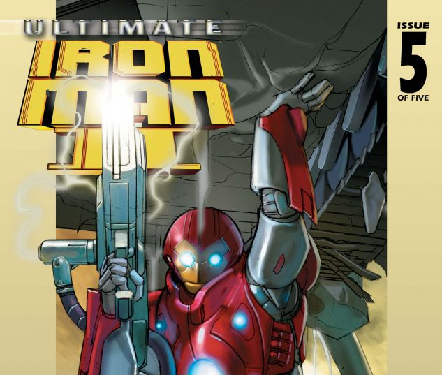 ULTIMATE IRON MAN II (2007) #5