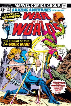 Amazing Adventures (1970) #35