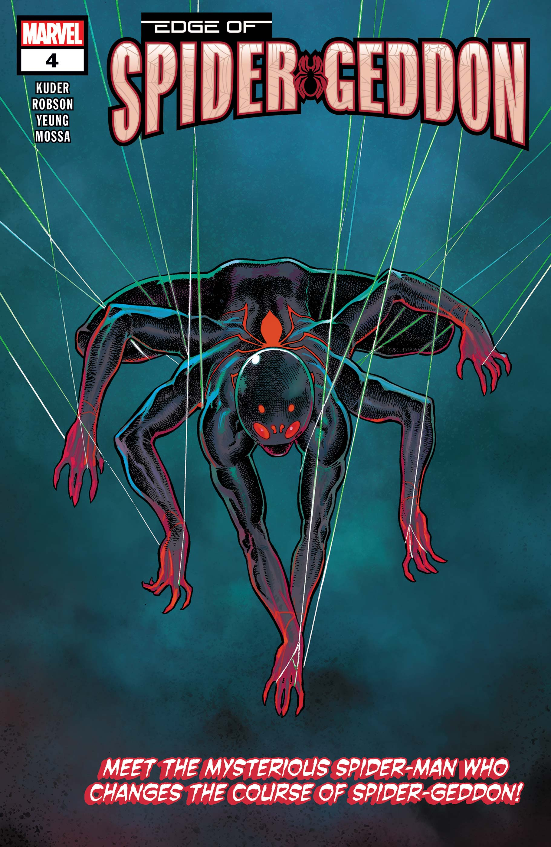 Edge of Spider-Geddon (2018) #4