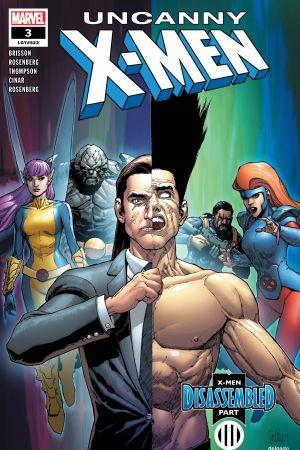 Uncanny X-Men (2018) #3