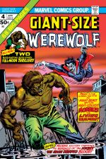Giant-Size Werewolf by Night (1974) #4 cover
