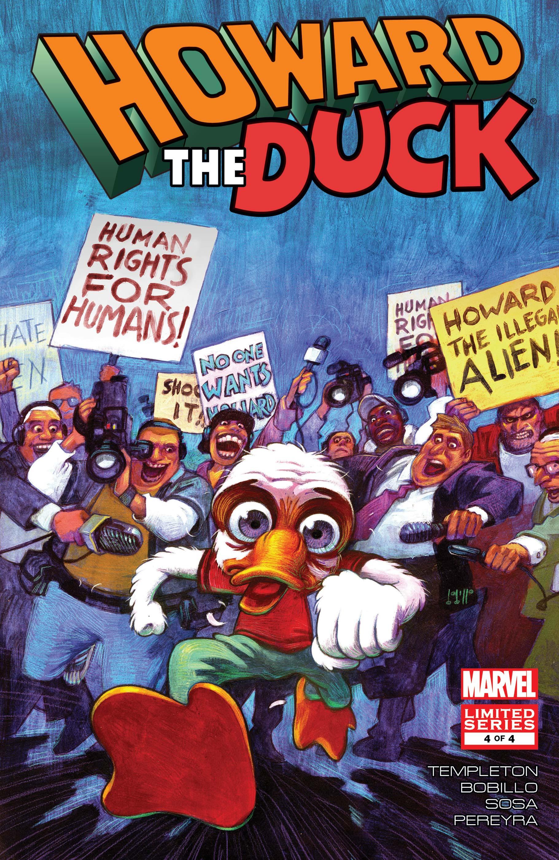 Howard the Duck (2007) #4