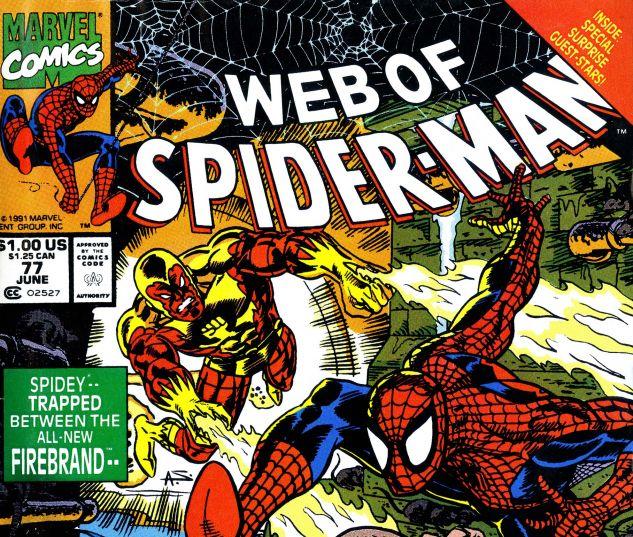 Web of Spider-Man (1985) #77