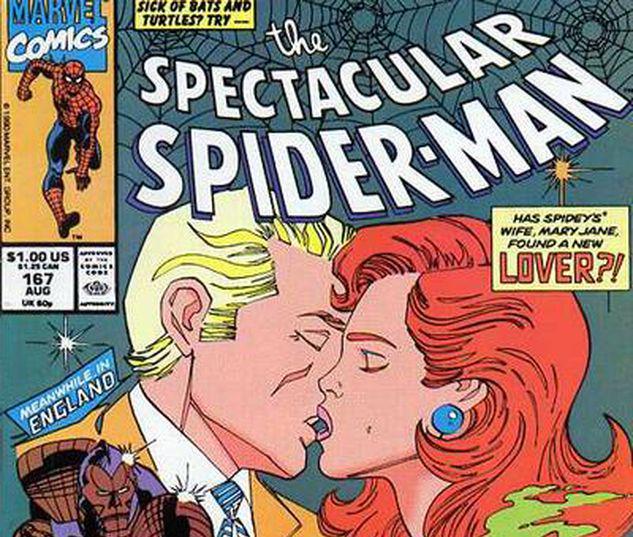 Spectacular Spider-Man #167