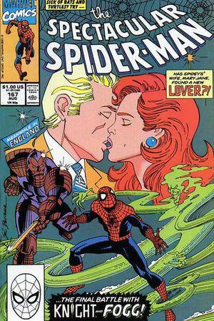 Peter Parker, the Spectacular Spider-Man (1976) #167
