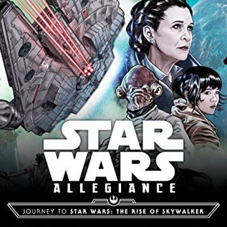 Journey to Star Wars: The Rise of Skywalker - Allegiance (2019 - Present)