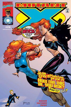 Mutant X #20