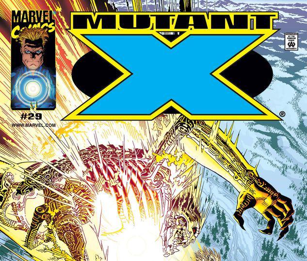 Mutant X #29