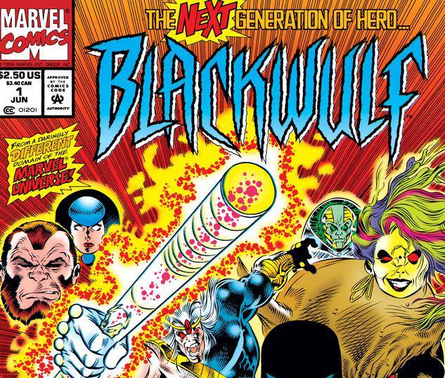 Blackwulf #1