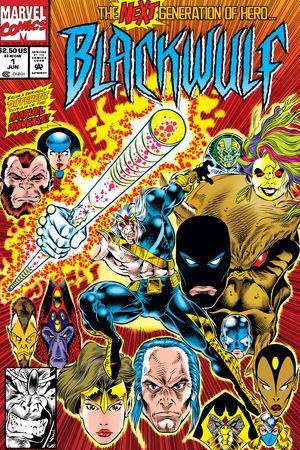 Blackwulf (1994) #1