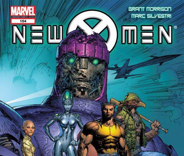 New X-Men #154